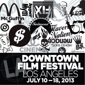 Downtown Film Festival Banner